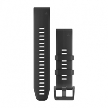 Garmin Black silicone band