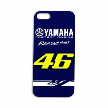VR46 Yamaha iPhone 5/5S cover