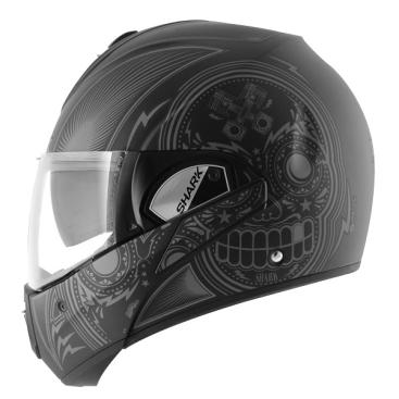 Shark Evoline 3 Helmet Mezcal Mat KAS