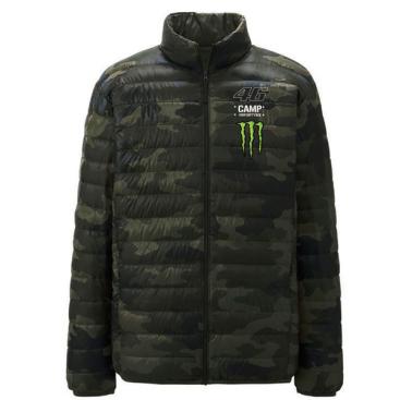 VR46 Monster Padded Jacket