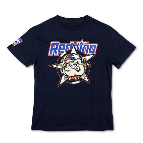 VR46 Scott Redding T Shirt Blue