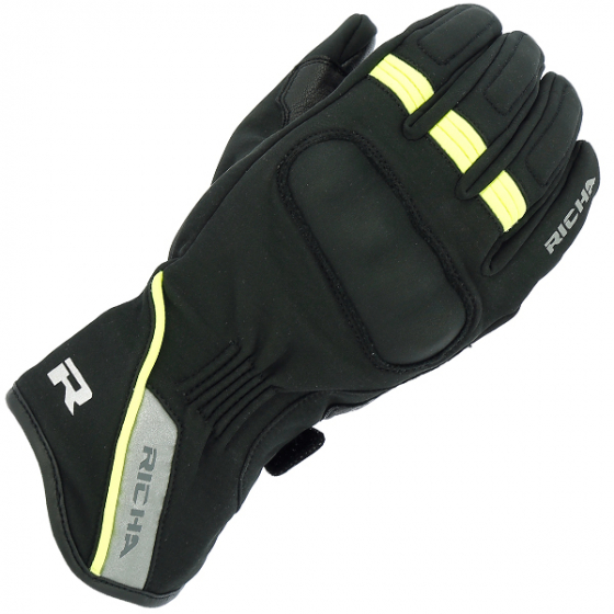 RICHA TORCH GLOVE BLK/FLUO