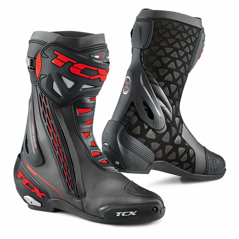 TCX RT Race boots review by MCN