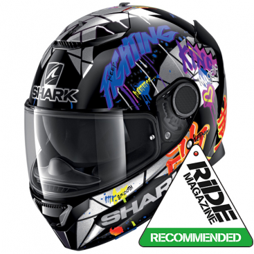 SHARK SPARTAN LORENZO CAT GP KRX
