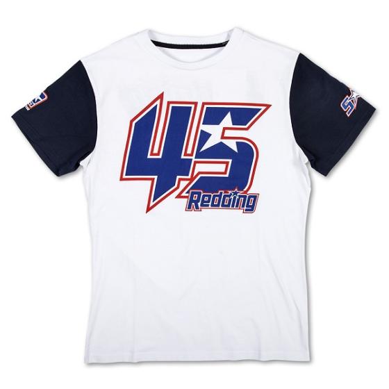 VR46 Scott Redding T Shirt White