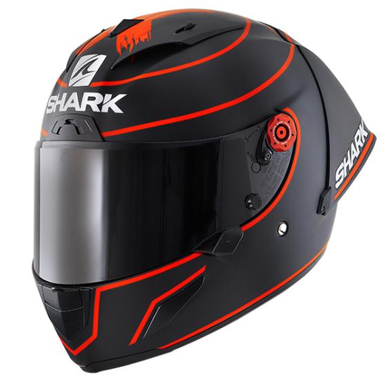 SHARK RACE R PRO GP LORENZO MAT KRK