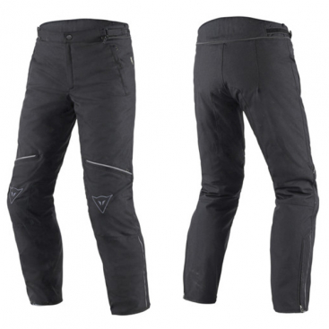 DAINESE GALVESTONE D2 GTX PANTS 001 BLACK