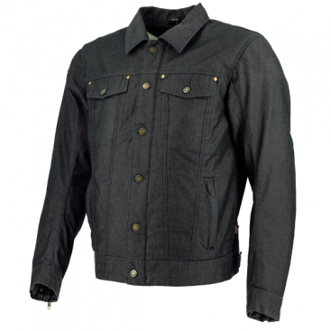 RICHA DENIM LEGEND JKT BLK
