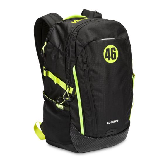 VR|46 - Apollo Backpack BLACK