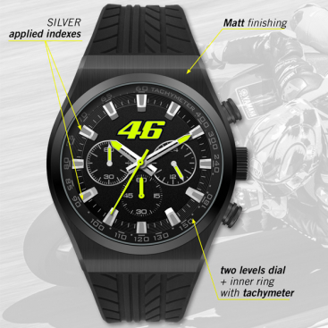VR46 Watches