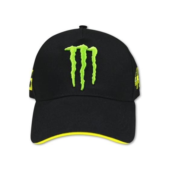 VR46 Monster cap black