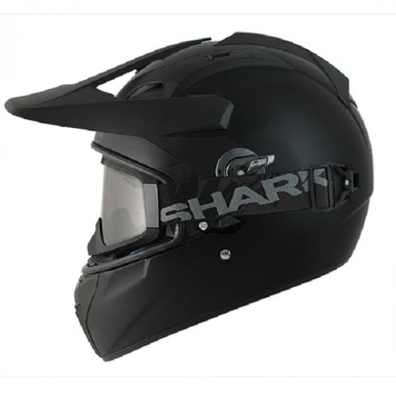 Shark Explore-R Helmet BLANK MAT KMA