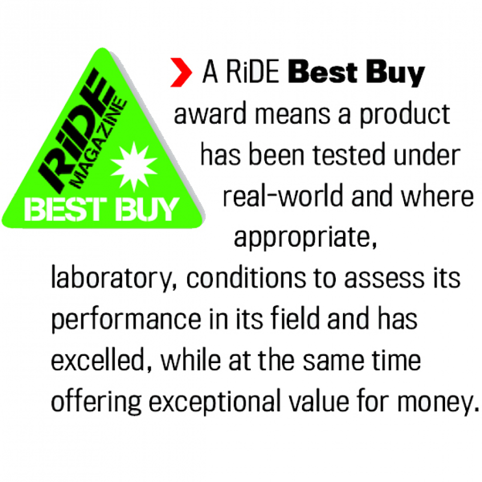 RIDE BEST BUY !