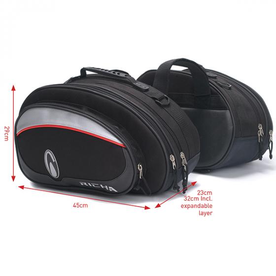 Richa Designer Panniers Bag    8TWB100