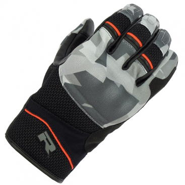 RICHA DESERT 2 GLOVE CAMO/RED