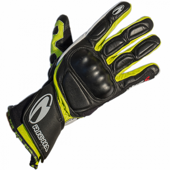 Richa WSS glove black/wht/Yel