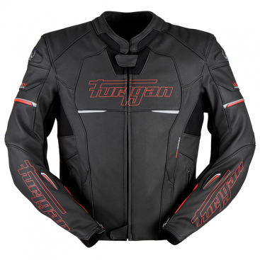 DFURYGAN NITROS JACKET BLK/RED