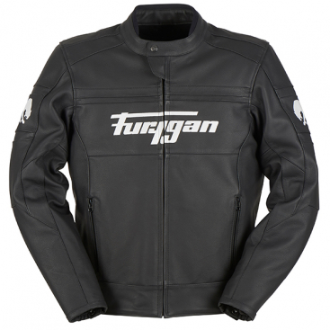 FURYGAN HOUSTON  V3 JKT BLK