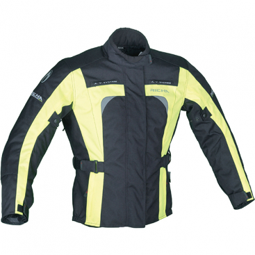 Richa Sprint jkt. fluo mens