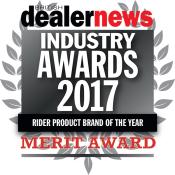 Shark Helmets Merit Award 2017