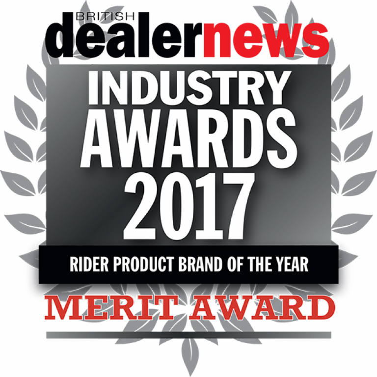 Shark Helmets Merit Award 2017