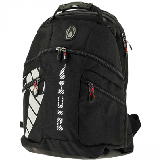 Richa Pitstop rucksack black