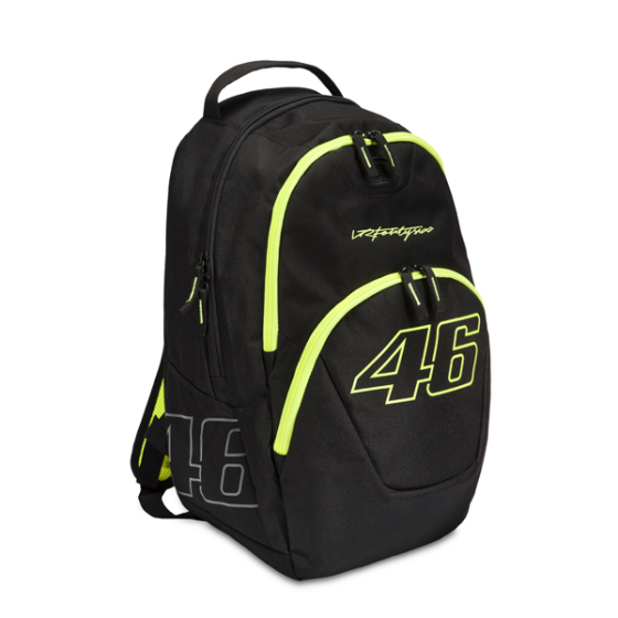 VR|46 - Outlaw Backpack BLACK