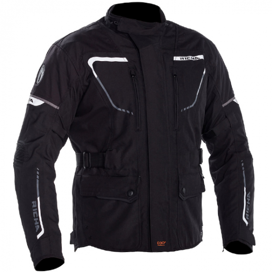 RICHA PHANTOM 2 JKT BLK