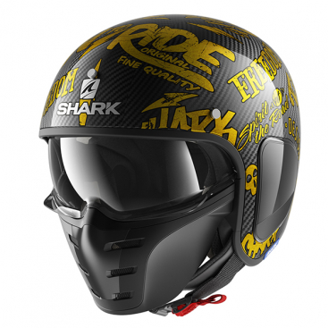 Shark S-DRAK FREESTYLE CUP DQQ