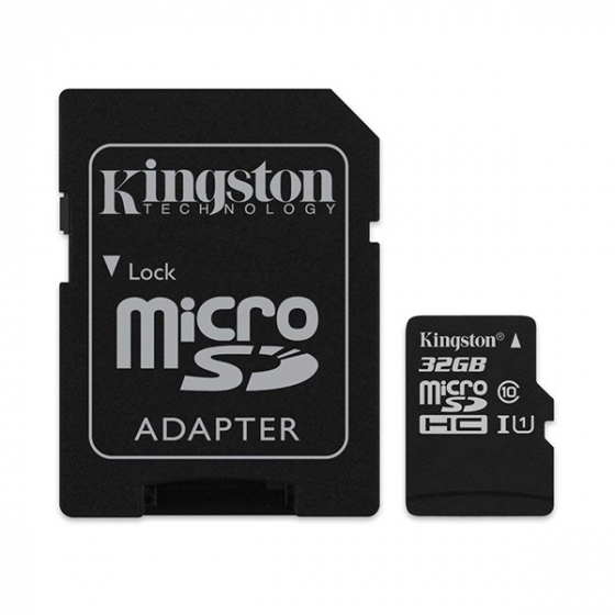 Drift 32GB MICRO SD CARD