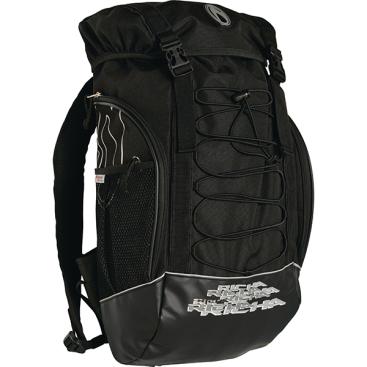 Richa Adventure Backpack BLK   8ABP