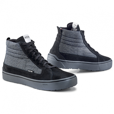 TCX STREET 3 TEX WP BLACK/GREY