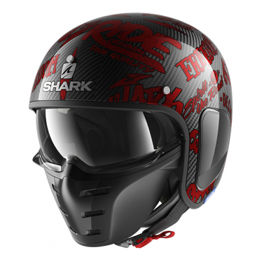 Shark S-DRAK FREESTYLE CUP DRR