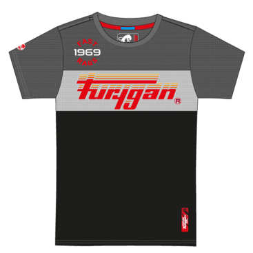 FURYGAN TS MC herald GRY/BLK/WHT