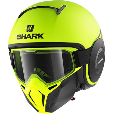 SHARK DRAK STREET NEON MAT YKK