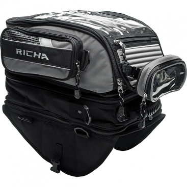 Richa Multi tank bag grey