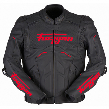 FURYGAN RAPTOR EVO 2 JACKET BLK/RED