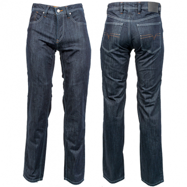 Richa Hammer Jeans Dark Blue SHT