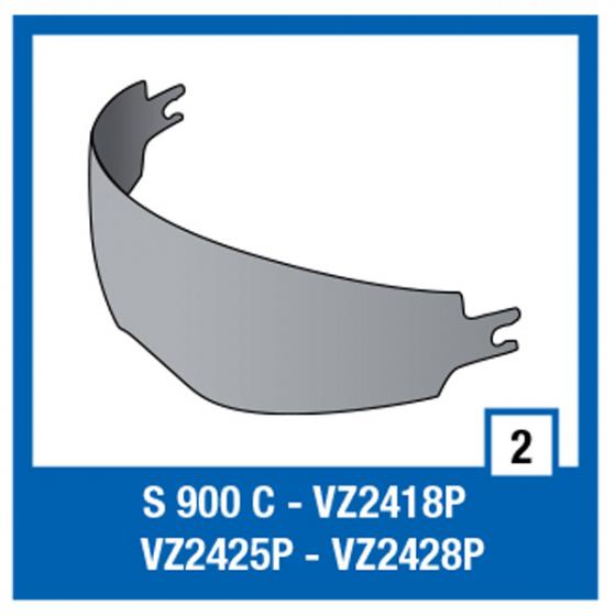 Shark Int. Sun Shield S700/900 V3