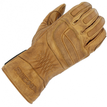RICHA MID SEASON MENS GLOVE COGNAC
