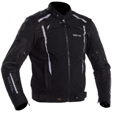RICHA AIRSTREAM 2/AIRWAVE JKT BLK