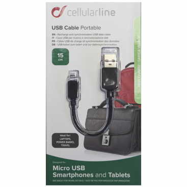 Interphone DATA CABLE USBDATACTRMICROUSB