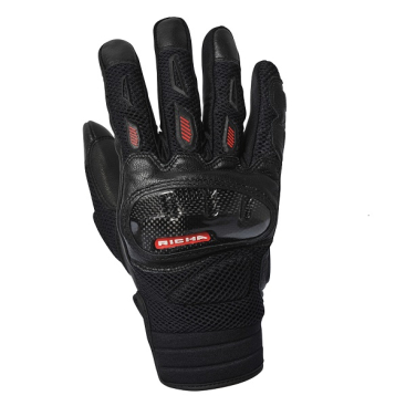 Richa Torsion Glove Blk