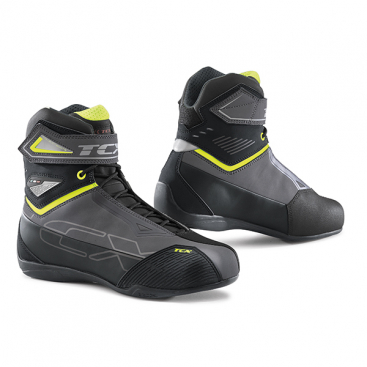 TCX RUSH 2 WP GREY/YELLOW FLUO
