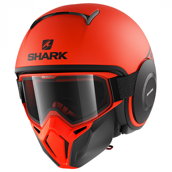 SHARK DRAK STREET NEON MAT OKK