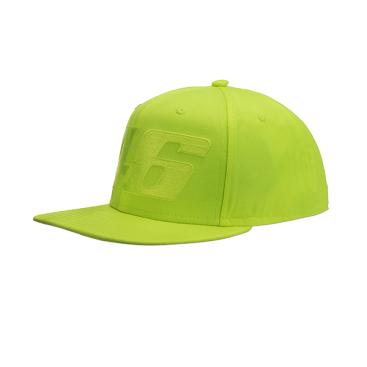 VR46 ADJUSTABLE CAP YELLOW