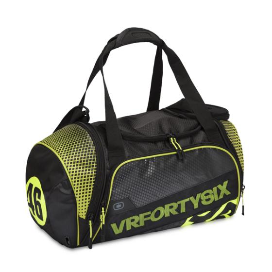 VR|46 - Endurance Sport Bag BLACK