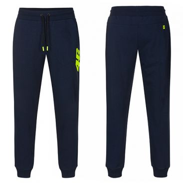 VR46 RELAY PANTS BLUE