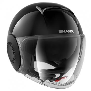 SHARK NANO CRYSTAL DUAL BLACK BLK