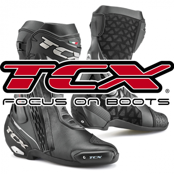TCX Alloy Toe Slider RT RACE